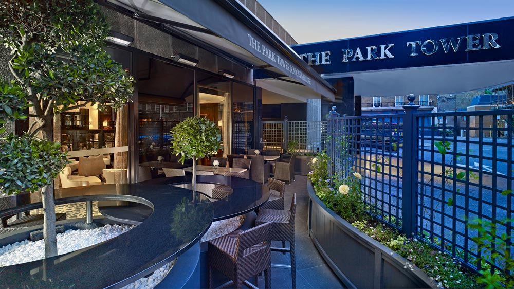 The Park Tower Knightsbridge, London, United Kingdom