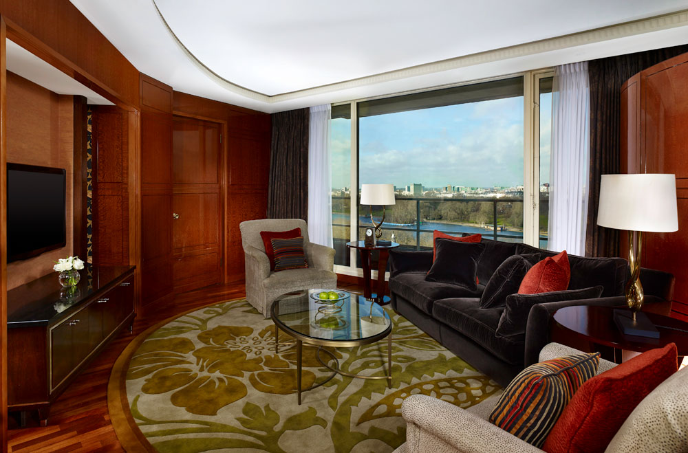 The Park Tower Knightsbridge family room, London