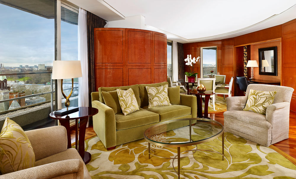 Suite Family Room at The Park Tower Knightsbridge, London, United Kingdom