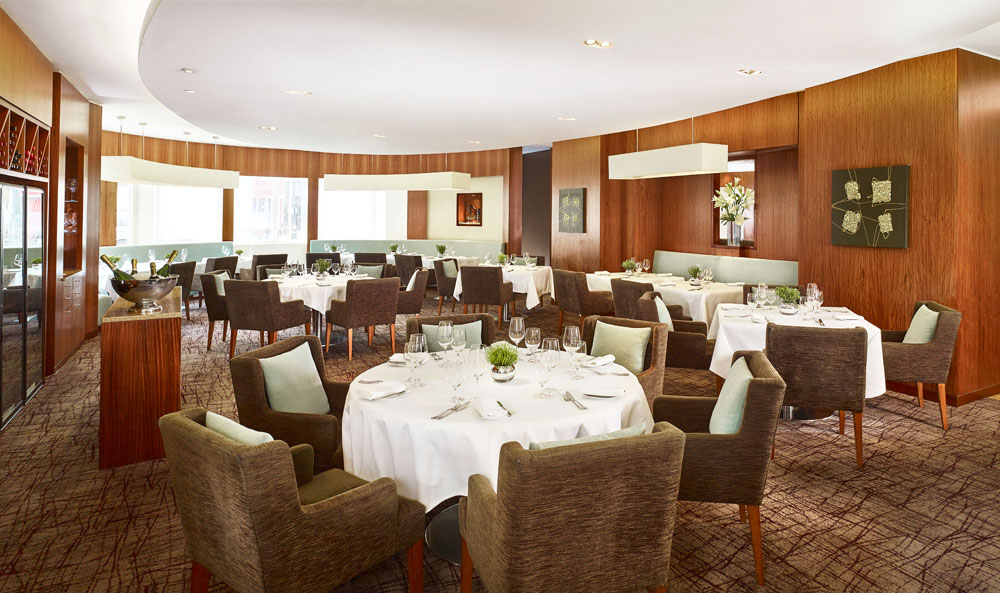 Dine at The Park Tower Knightsbridge, London, United Kingdom