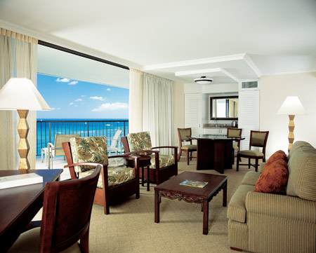 Moana Surfrider a Westin Resort Waikiki Beach