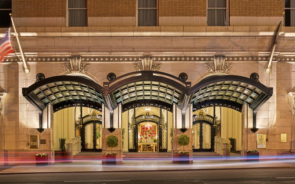 Palace Hotel San Francisco San Francisco Ca Five Star Alliance