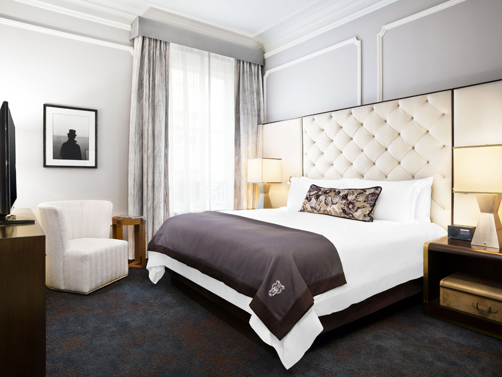 Superior Suite Guestroom at Palace Hotel, San Francisco