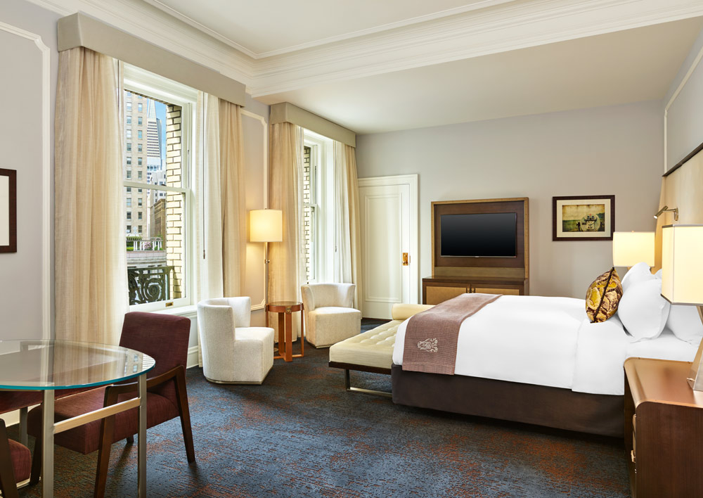 Grand Deluxe King Guestroom at Palace HotelSan Francisco