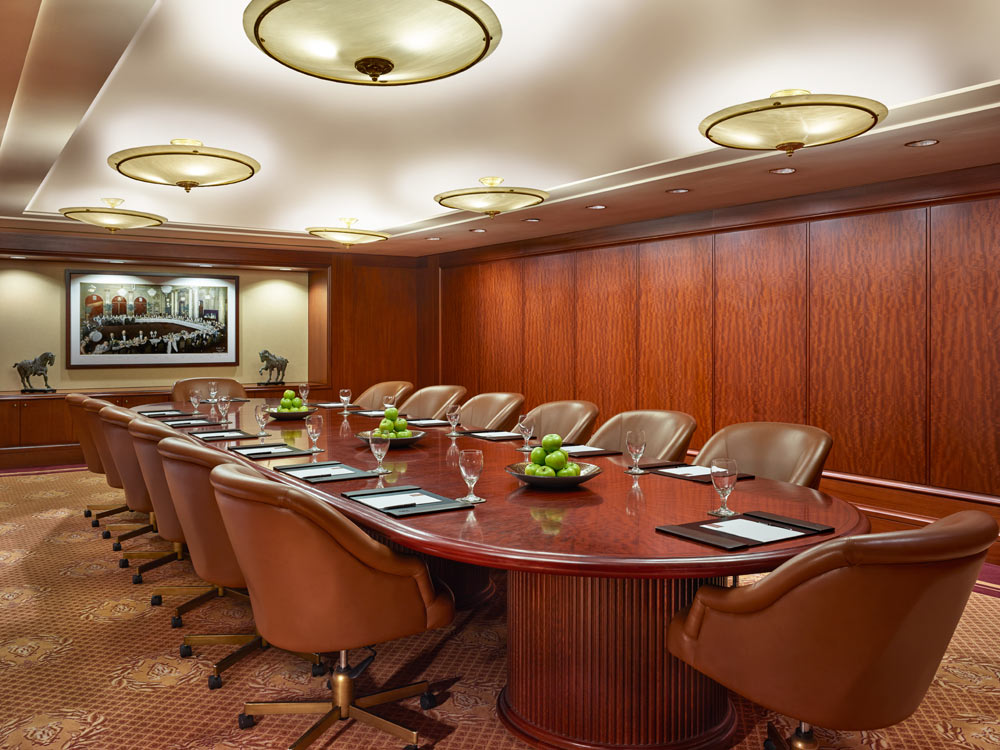 Montgomery Boardroom at Palace Hotel, San Francisco
