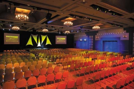 Mirage Grand Ballroom - Theatre Style