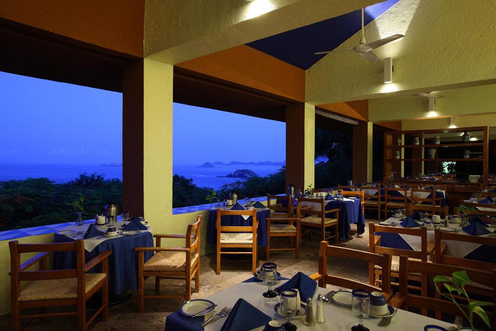 Restaurante Bellavista at Las Brisas Ixtapa, Mexico