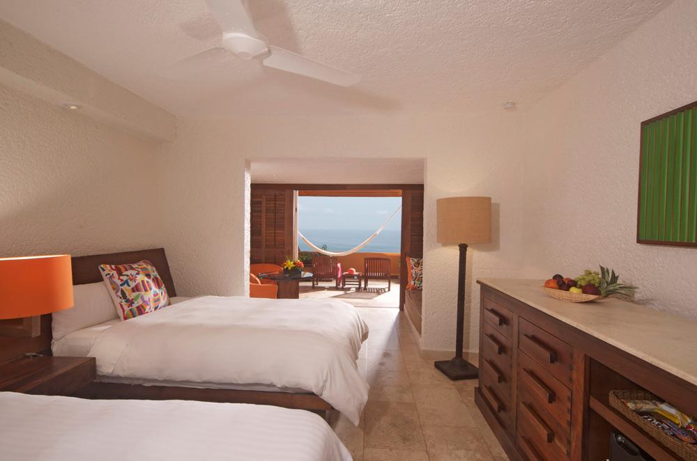 Double Guestroom at Las Brisas Ixtapa, Mexico