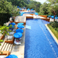 Outdoor Pool at Las Brisas IxtapaMexico