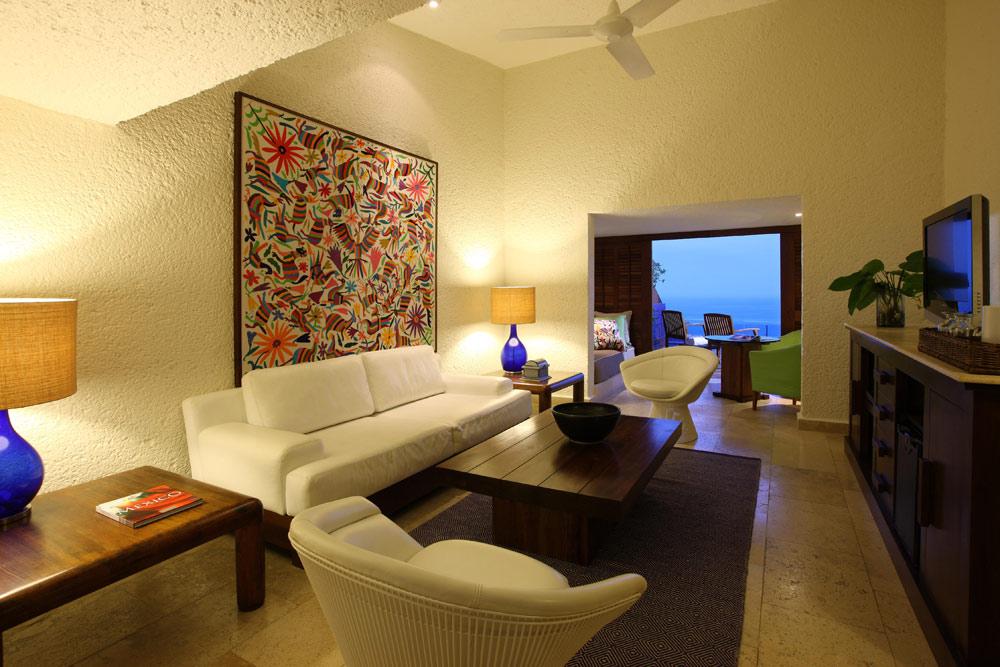 Viceroy Suite at Las Brisas Ixtapa, Mexico
