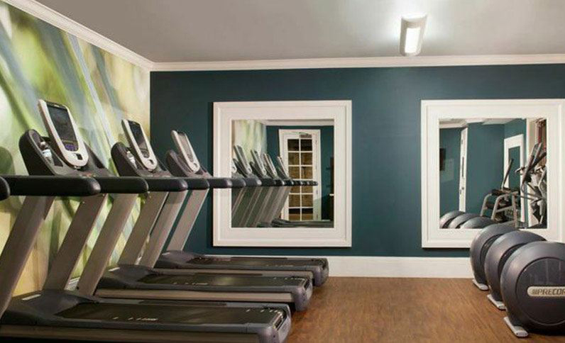 Fitness Center at Pier House Resort and SpaKey WestFL