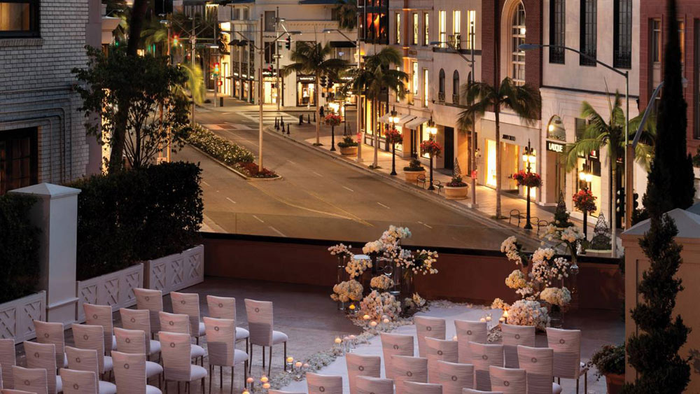 Weddings at Beverly Wilshire a Four Seasons Hotel Beverly Hills