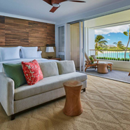 Guestroom at Four Seasons Resort Oahu at Ko OlinaHI