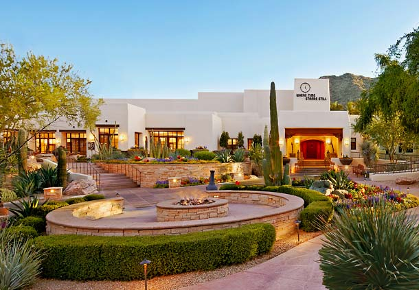 JW Marriott Camelback Inn Resort And Spa Exterior