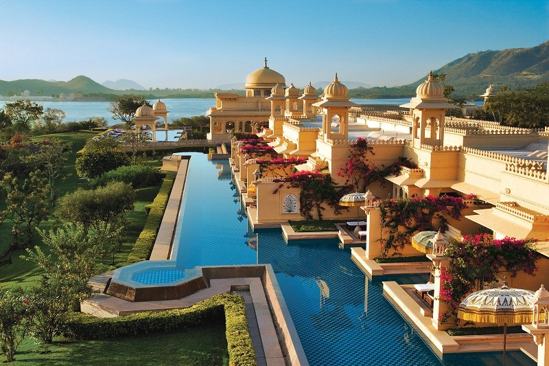 The Oberoi Udaivilas Rooms with Semi-Private Pools