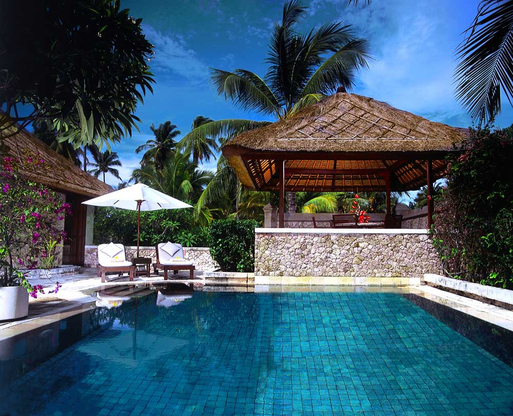 Oberoi Lombok Pool VillaIndonesia