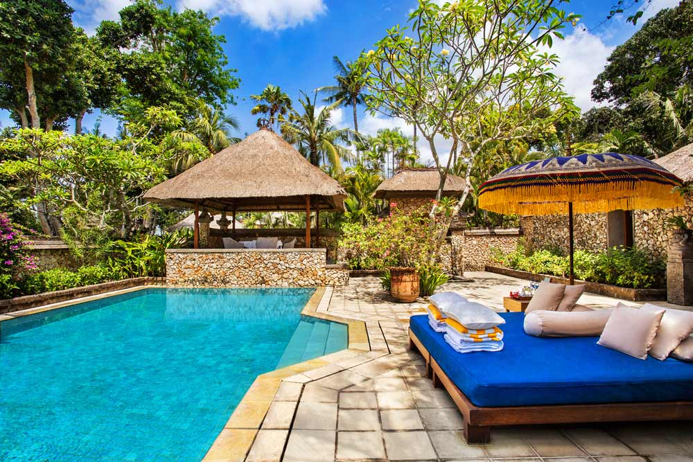 Oberoi Bali Pool Suite, Indonesia