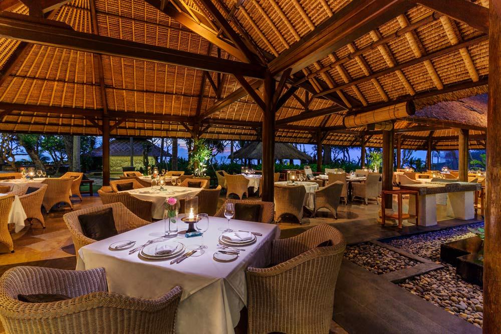 Oberoi Bali Dining Venue, Indonesia