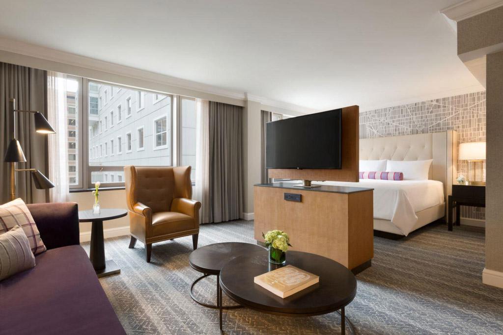 Fairmont Gold Executive Suite at Fairmont Washington DCUnited States