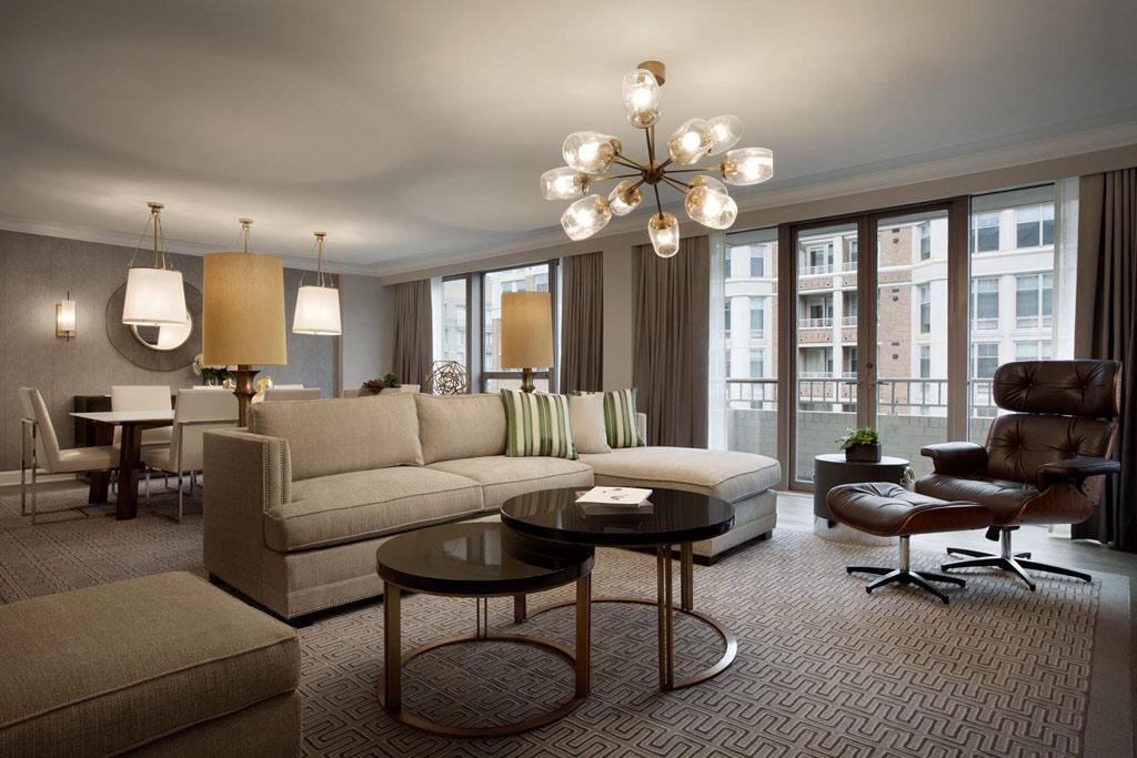 Dupont Suite at Fairmont Washington DCUnited States