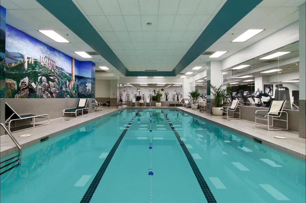 Health Club Pool at Fairmont Washington DCUnited States