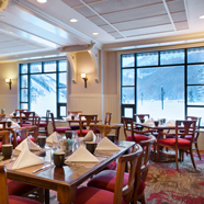Dining at Fairmont Chateau Lake LouiseCanada
