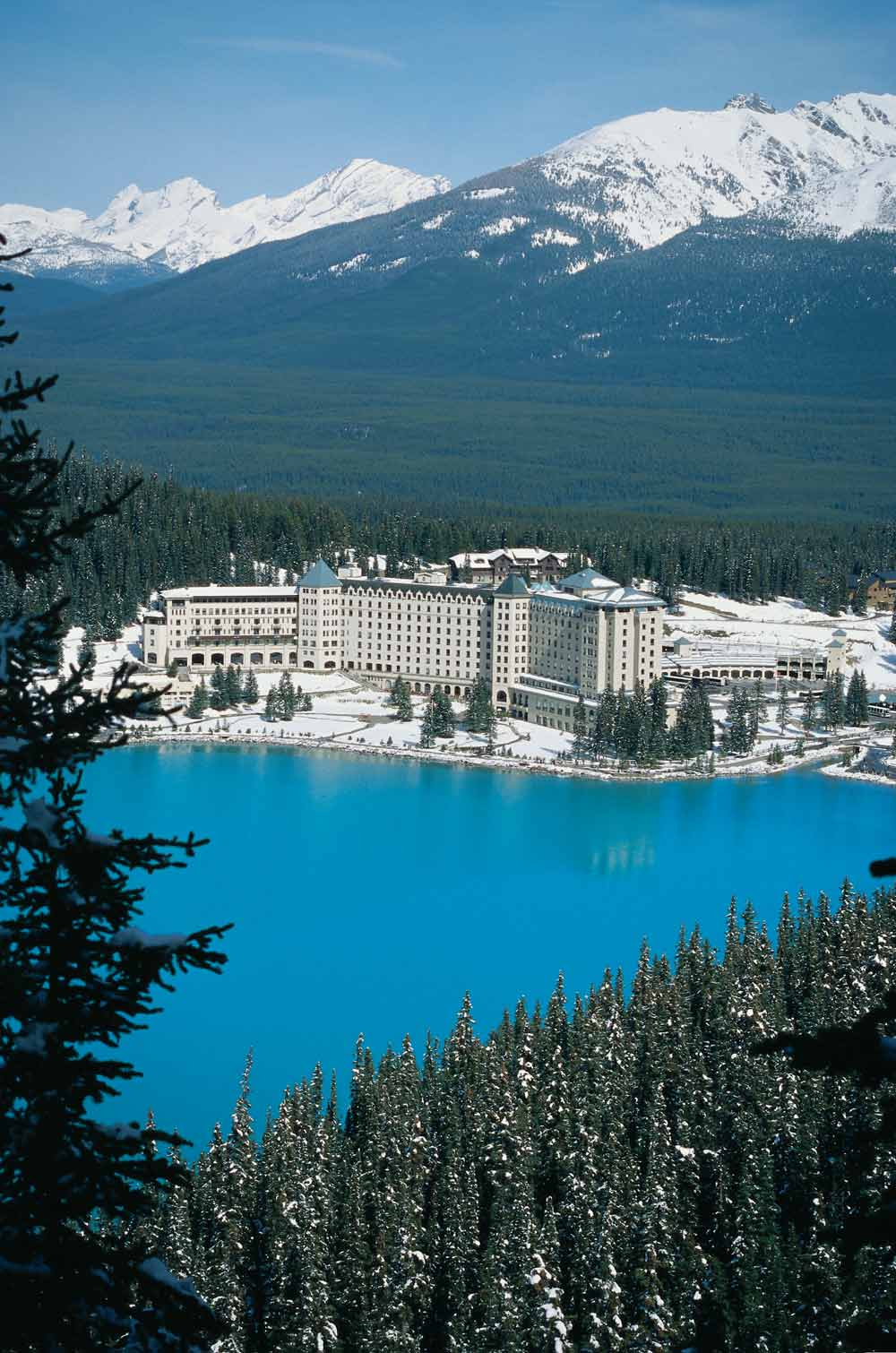 Fairmont Chateau Lake LouiseCanada