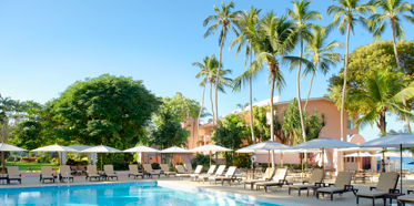 Outdoor Pool at Fairmont Royal Pavilion, St James, Bridgetown, Barbados