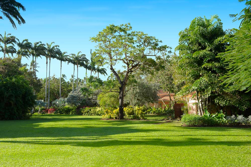 Garden at Fairmont Royal PavilionBridgetownBarbados
