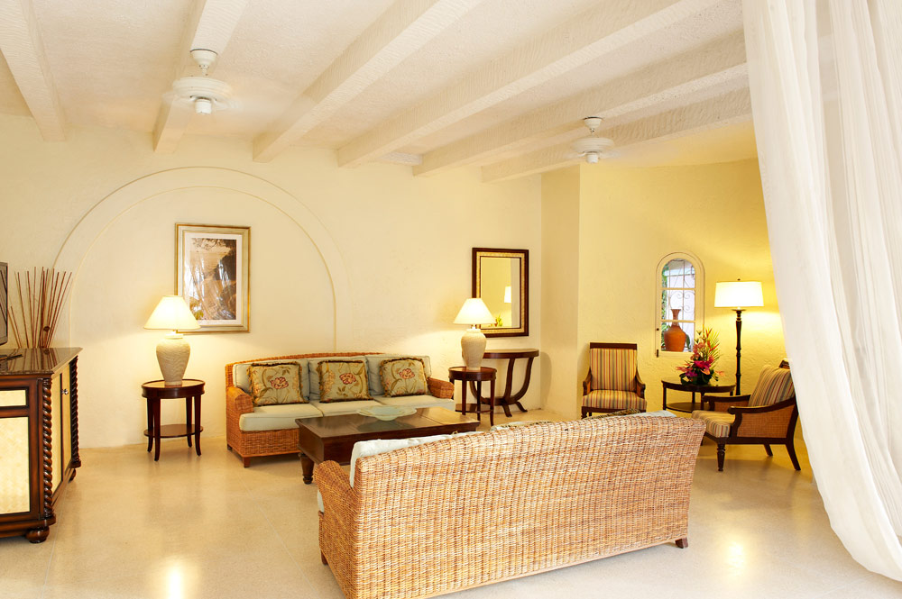 Villa room at Fairmont Royal PavilionBridgetownBarbados