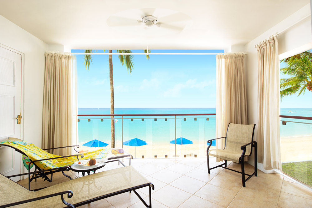 Beachfront Junior Suite at Fairmont Royal PavilionBridgetownBarbados