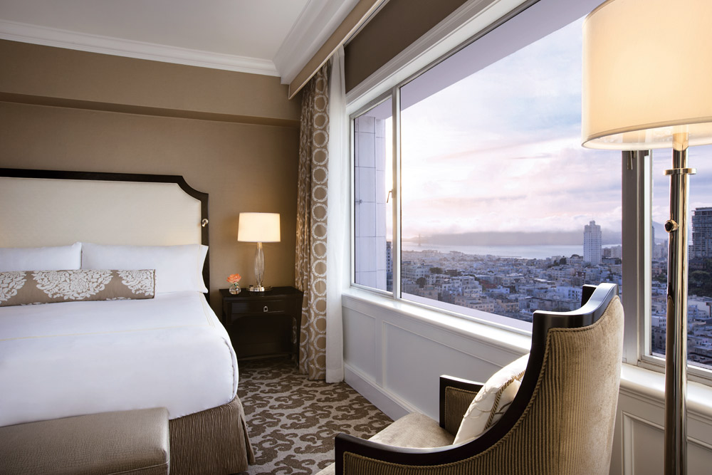 Fairmont San Francisco Signature Golden Gate Suite