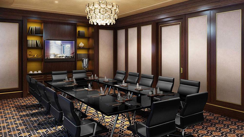 Meeting Room at Four Seasons Jakarta, Jakarta, Indonesia