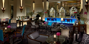 Lobby Of The Anantara Siam Bangkok