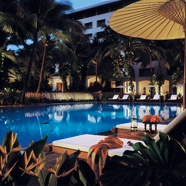 Ananatara Siam Bangkok Outdoor Pool
