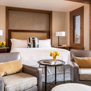 Guestroom at Four Seasons Jackson HoleWY