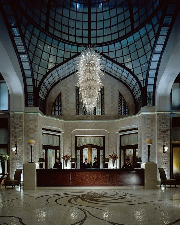 Four Seasons Gresham Palace Lobby