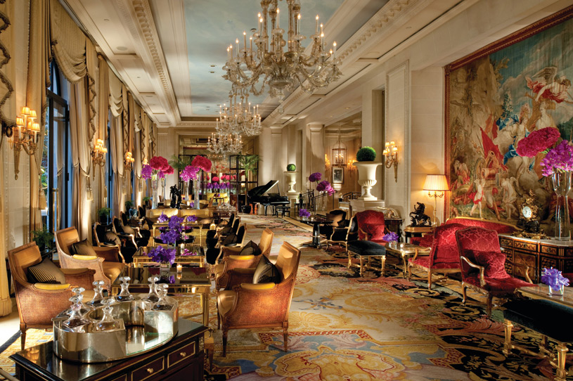 Four Seasons Hotel George V Paris La Galerie