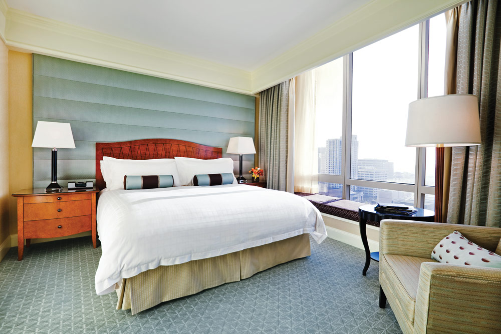 Superior Executive Suite at Four Seasons San Francisco