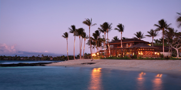 Exterior Of Four Seasons Hualalai Konahawaiiunited States