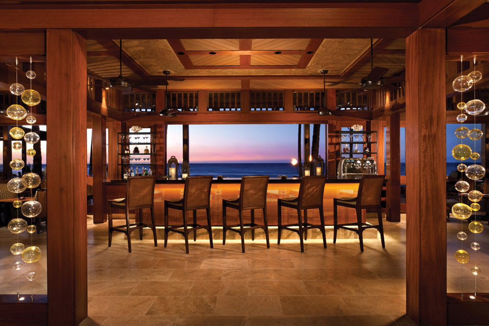 Bar at Four Seasons Hualalai KonaHawaiiUnited States