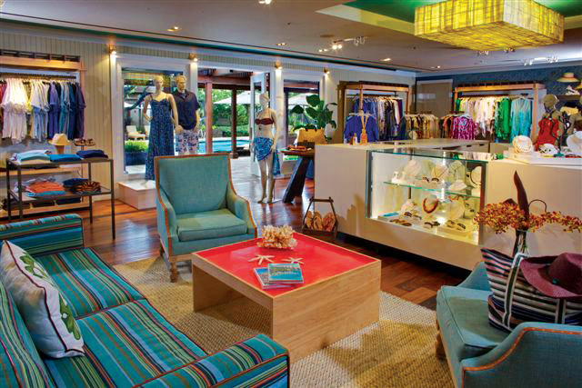 Shopping at Four Seasons Hualalai KonaHawaiiUnited States