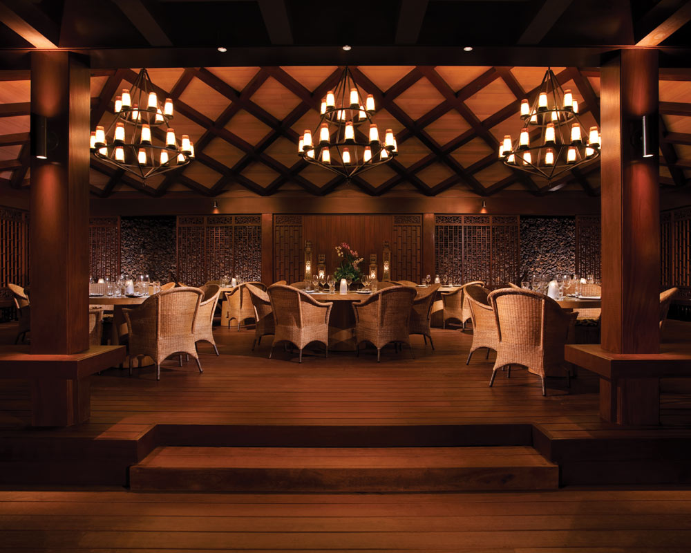 Dining at Four Seasons Hualalai KonaHawaiiUnited States
