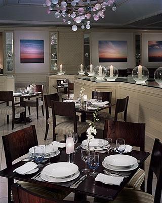Open-air Neve Restaurant