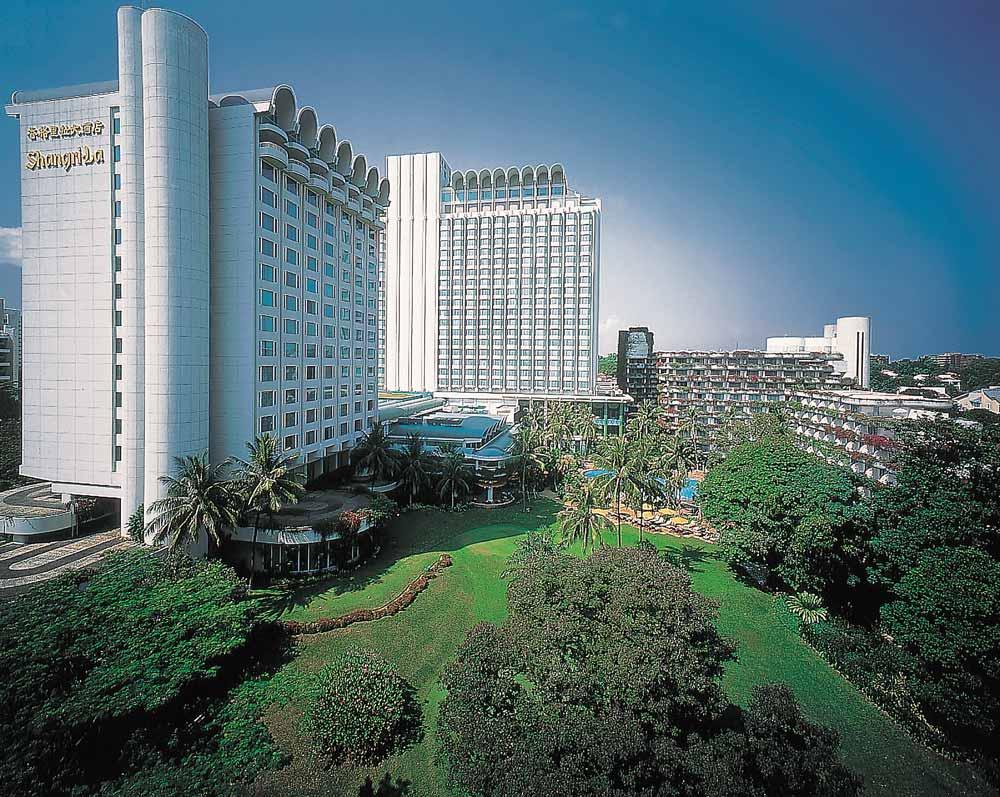 Shangri-La Hotel Singapore, Singapore