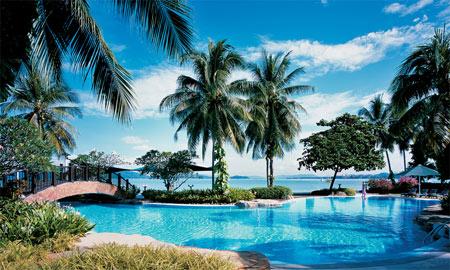 Shangri-La Tanjung Aru Resort
