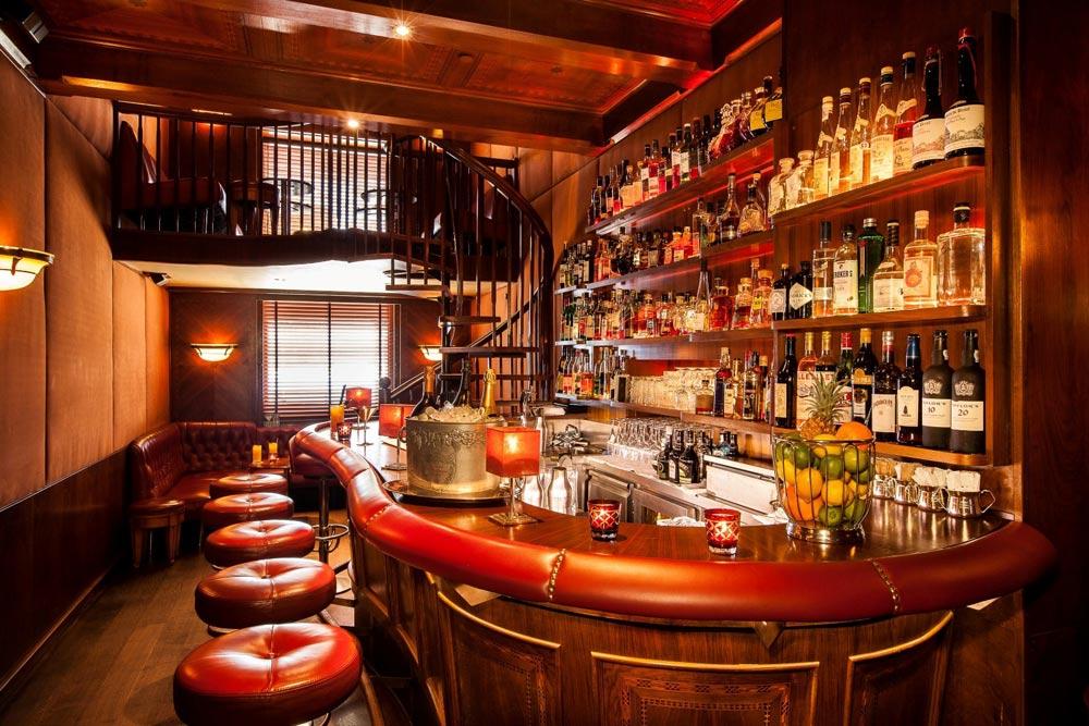 Jahreszeiten Bar at Fairmont View Jahreszeiten HamburgGermany