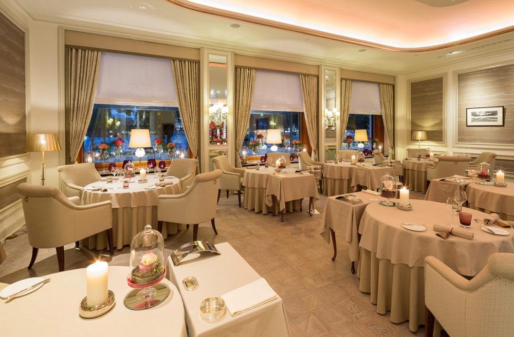 Jahreszeiten Restaurant Haerlin at Fairmont View Jahreszeiten HamburgGermany