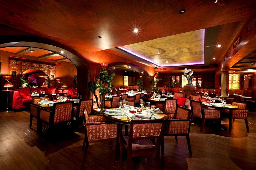 Jaheszeiten Restaurant Doc Chengs at Fairmont View Jahreszeiten HamburgGermany