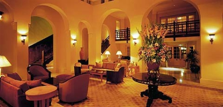 Raffles Hotel Le Royal Lobby